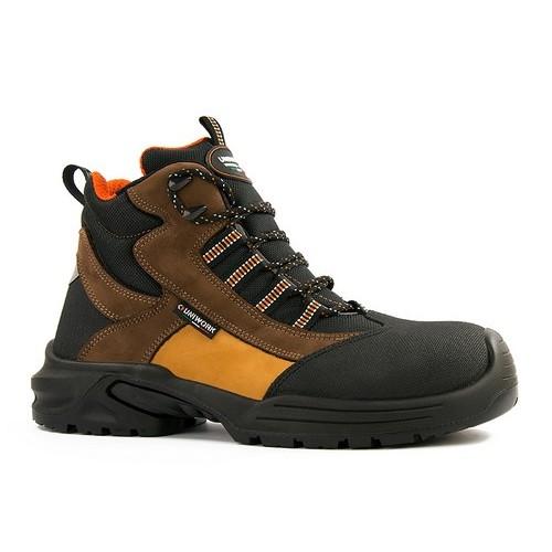 Safety ankle shoes UNIWORK, mod. RIGEL S3 CI SRC