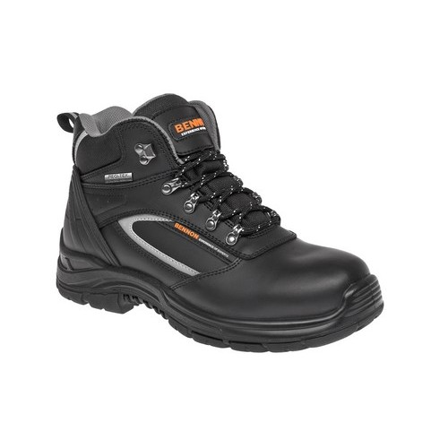 Occupational ankle shoes BENNON, mod. FORTIS O2 SRC FO HRO WR