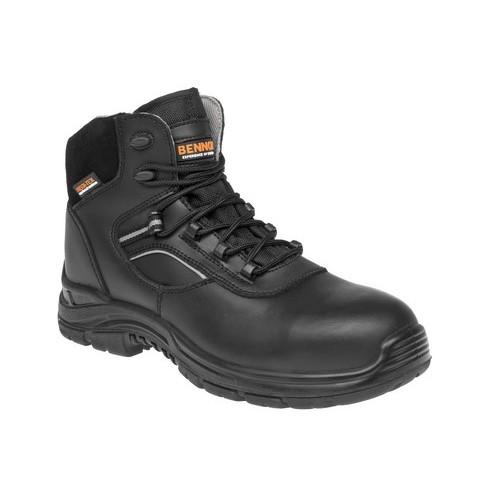 Safety ankle shoes BENNON, mod. DURATOR S3 SRC HRO WR CI