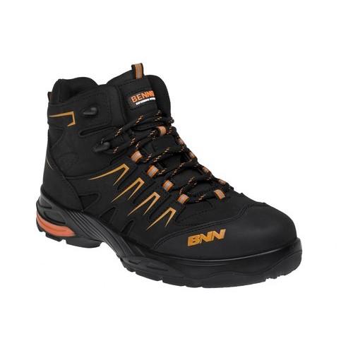 Safety ankle shoes BENNON, mod. ORLANDO High XTR S3 SRC HRO