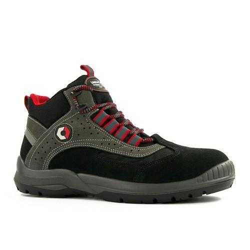 Safety ankle shoes UNIWORK, mod. SAMBA S3 SRC