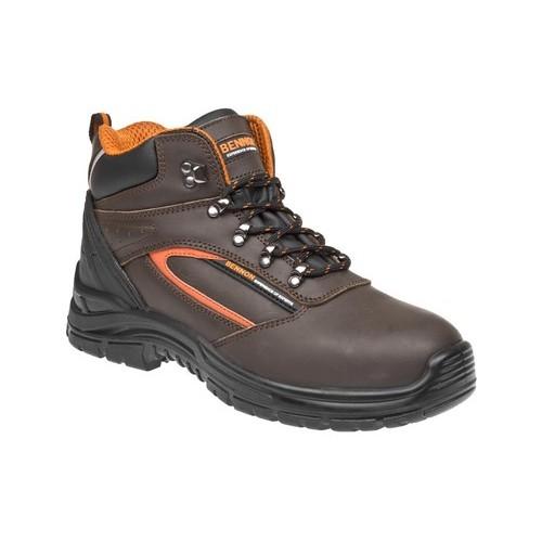 Safety ankle shoes BENNON, mod. FARMIS High S3 SRC